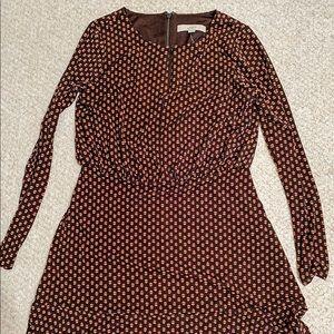 NEW!! Loft long sleeve dress